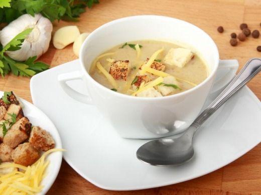 Chlebová polévka - Recepty na každý den