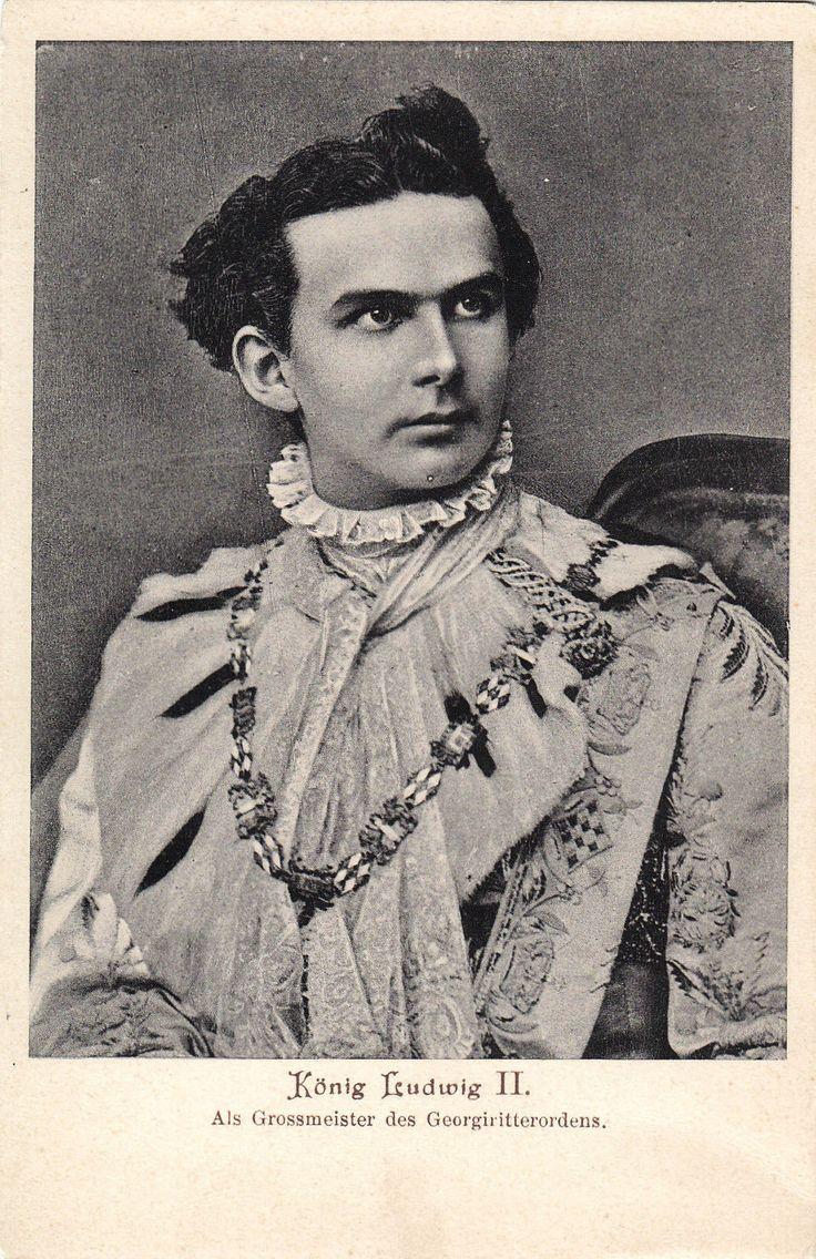Briefe Von Ludwig Ii : Images about seine majestät der könig ludwig ii