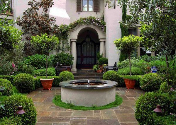 36 best courtyard landscaping ideas images on pinterest