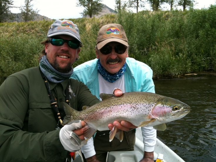 Fly fishing report missouri river montana all the best for Best fishing in missouri