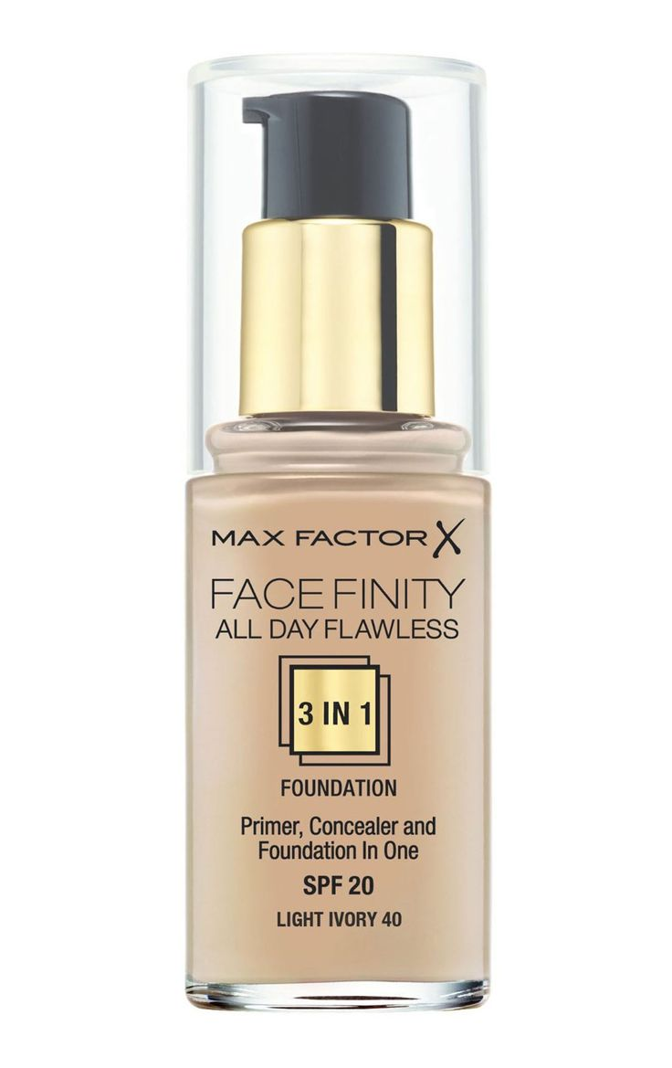Max Factor FaceFinity 3-in-1 Foundation Caramel 85