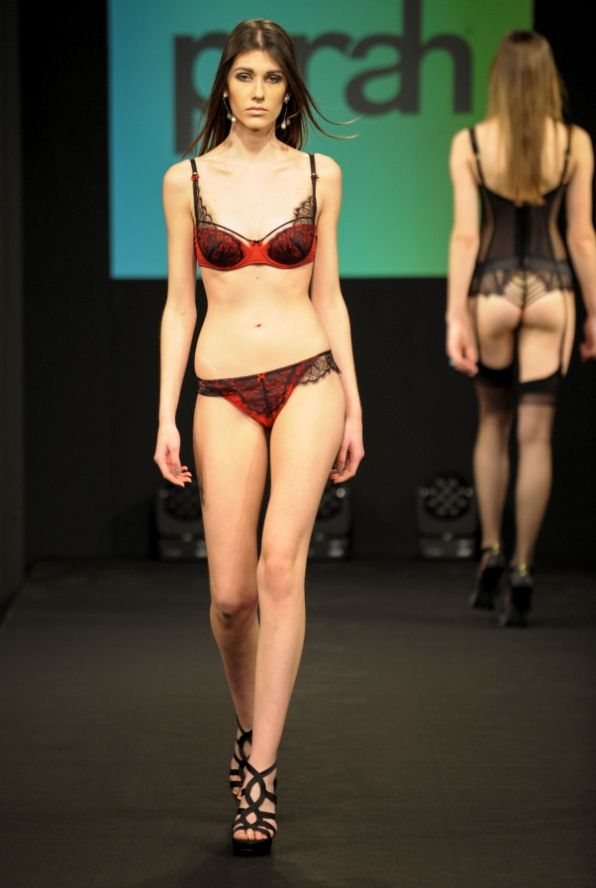 What Will Wear ... lingerie trend from Immagine Italia&Co- Parah http://www.fashionfiles.it/pagina.php?ID=422