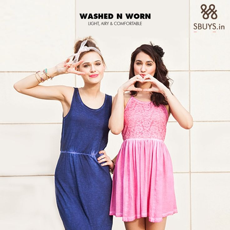 Explore Light, Airy and #Comfortable #Women #Dresses >>> http://www.sbuys.in/young.html