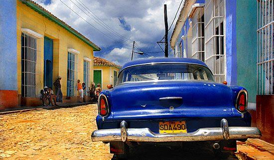 La Havane, Cuba #croisierenet.com #paysage #caraïbes #voyage #croisièrecaraïbes