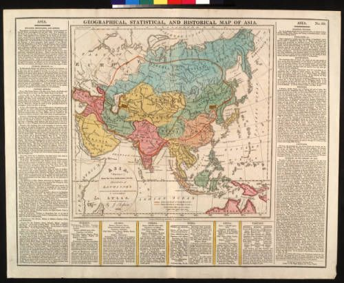 Asia, drawn from the best authorities : for the elucidation of Lavoisne's genealogical, historical, chronological, & geographical atlas. http://digitallibrary.usc.edu/cdm/ref/collection/p15799coll71/id/309
