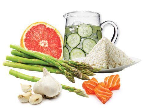 Syö itsellesi litteä vatsa - 6 ruokavinkkiä http://www.cosmopolitan.fi/artikkeli/body_love/syo_itsellesi_littea_vatsa_6_ruokavinkkia