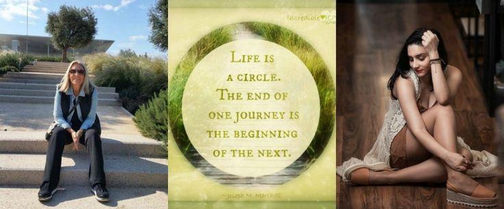 Όλα είναι κύκλος και εμείς ξεκινάμε εκεί που αρχίσαμε!
