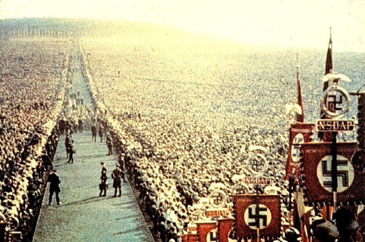 Nuremberg Rally - 1936