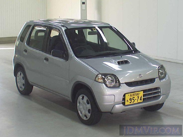 2000 SUZUKI KEI G HN11S - http://jdmvip.com/jdmcars/2000_SUZUKI_KEI_G_HN11S-89MaCcE70jNKtR-5021