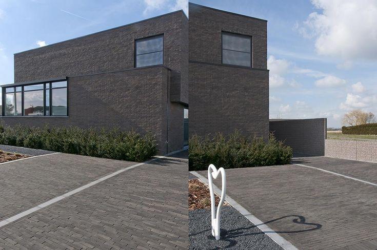 25 beste idee n over fietsenstalling op pinterest for Tuinarchitect modern strak