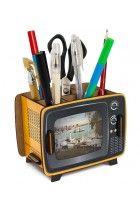 Аксессуары - Органайзер для ручек и карандашей DayDreamer Retro TV Box (DD.O-008)