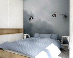 Sypialnia styl Industrialny - zdjęcie od Autors.KA