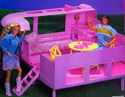 1000 Ideas About Barbie Camper Van On Pinterest Barbie Van Barbie Camper And Vintage Toys