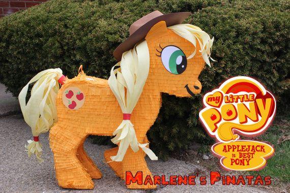 Mon petit poney pinata Fluttershy Pinkie Pie Rainbow Dash