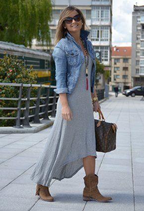 Zara  Jackets, Zara  Dresses and Sendra  Ankle Boots / Booties