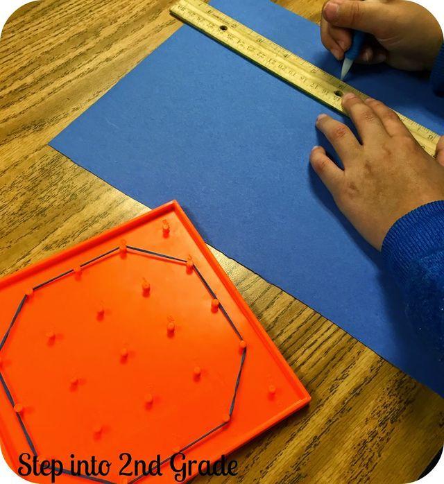The Greedy Triangle | Step into 2nd Grade with Mrs. Lemons | Bloglovin'