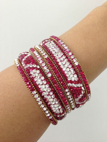 Indian bangles - great for suits and saris