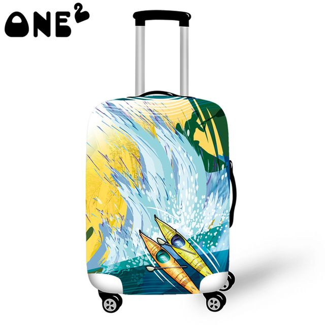 Luggage cover is cloths for your suitcase | Luggage cover ...