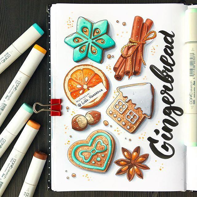 #gingerbread - ❤️ Какой Новый год без вкусняшек? Тема 5/8 нашего марафона - пряники. Принимаются любые формы и размеры, а также пряничные елочки, пряничные домики и пряничные рецепты ;) Следующая тема будет в понедельник! Не забывайте хэштег #lk_newyear