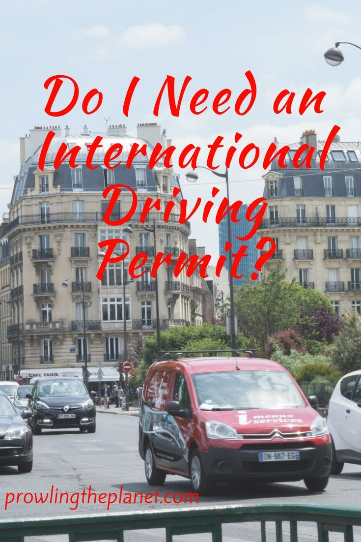 International Driving Permits Explained: do you need one and where can you get it?