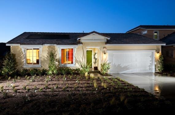 New Home Builders Near Redlands California