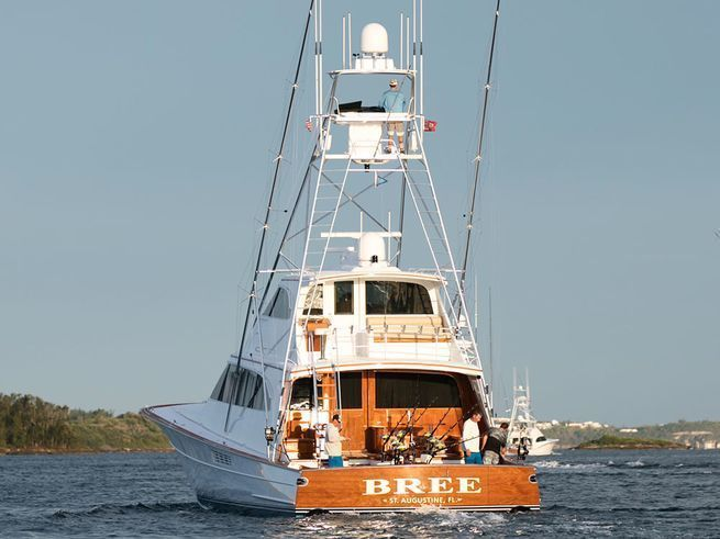 bree boat   Fishing   Sport fishing boats, Fishing yachts
