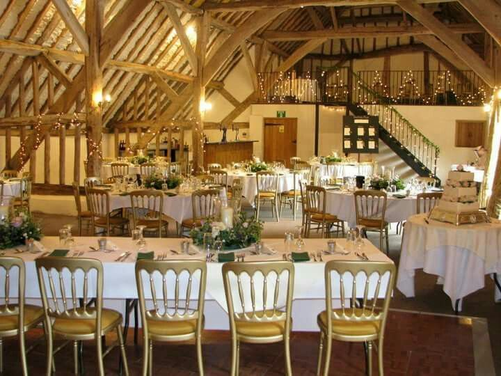Fitzleroi Barn Wedding Venue Near Pulborough In West Sussex