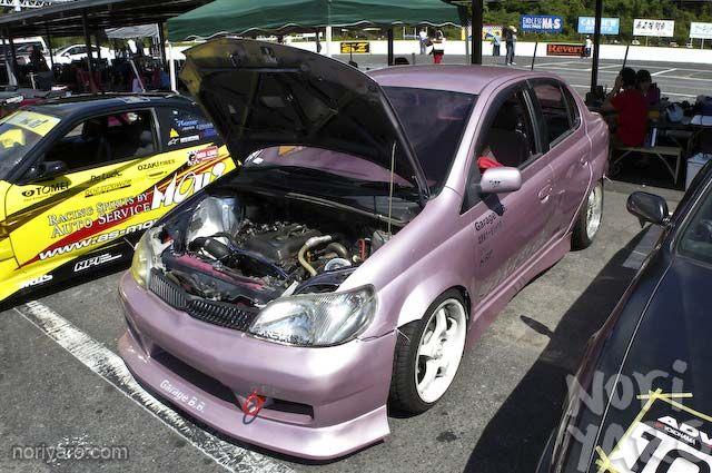 Toyota ECHO=SR20DET