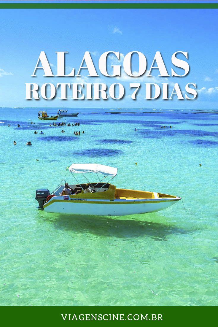 Roteiro Alagoas 7 a 10 dias: confira um roteiro de norte ao litoral sul do Estado, incluindo as praias de Maceió, Maragogi e Praia do Gunga