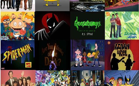 90s Nostalgia: 20 Shows From Your Childhood That You May Have Forgotten About   moviepilot.com