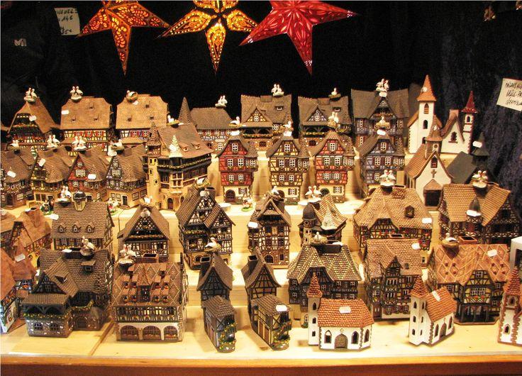 Holiday Market in Strasbourg.2012