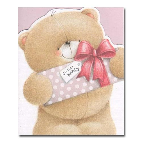 120 best forever friends images on pinterest teddy bear tatty on your birthday forever friends card bookmarktalkfo Gallery