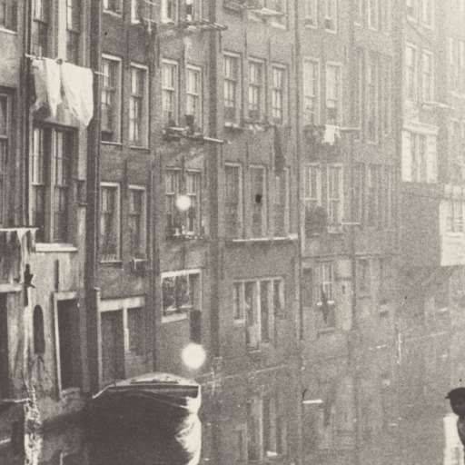 Het Kolkje en de Oudezijds Achterburgwal in Amsterdam, George Hendrik Breitner, 1894 - 1898 - Zoeken - Rijksmuseum