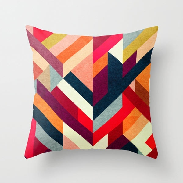 Fresh From The Dairy: Patterned Pillows Photo