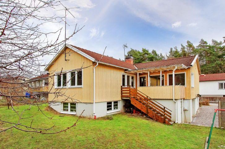 Notar - Franklandsvägen 23, Bromma Norra Ängby