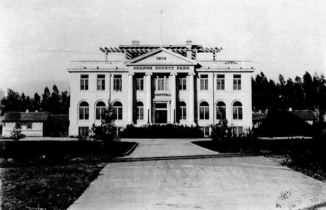 Orange County Hospital, Orange | This hosptial opened in 191… | Flickr