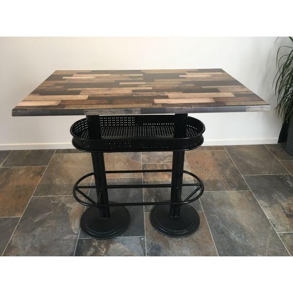 25 best tables hautes images on pinterest diner table. Black Bedroom Furniture Sets. Home Design Ideas