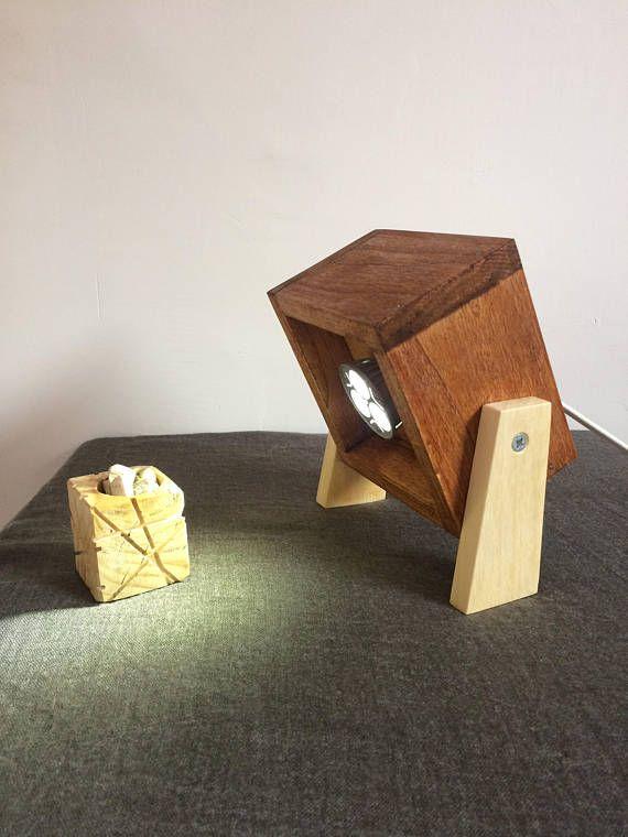I-Kubic LampWooden LampTable LampReading LampModern