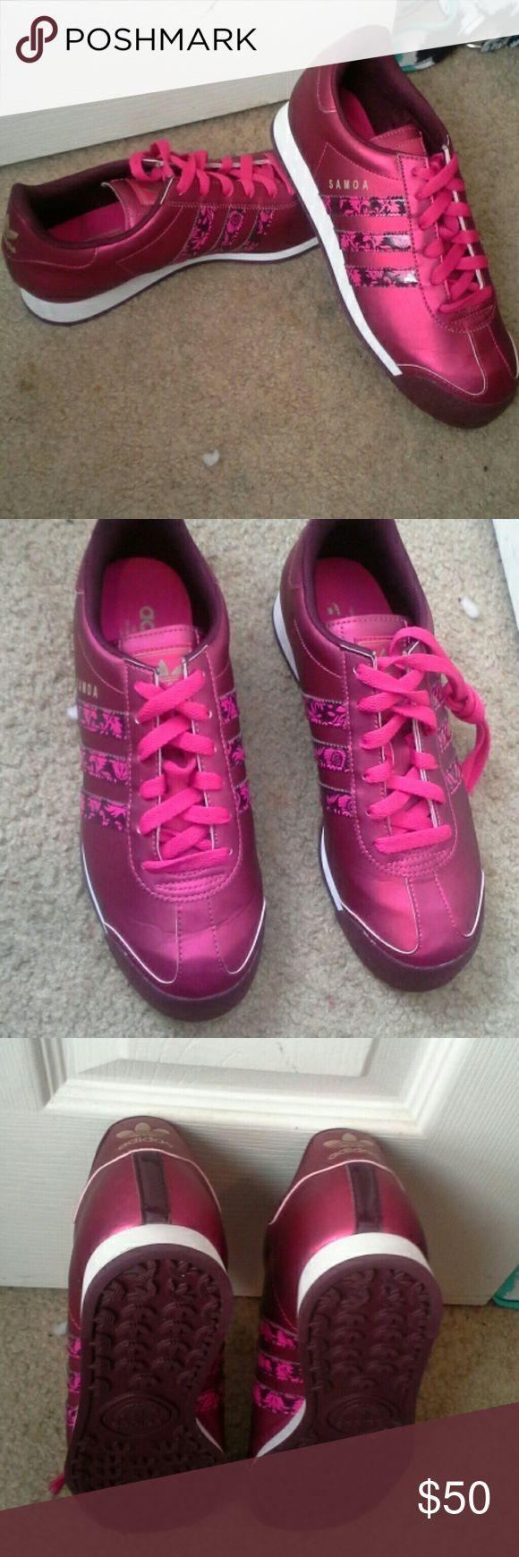 Adidas Somas Slight creases, worn 2-3 times. adidas Shoes Sneakers