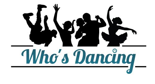World Of Dance Font: Logos And Dancing