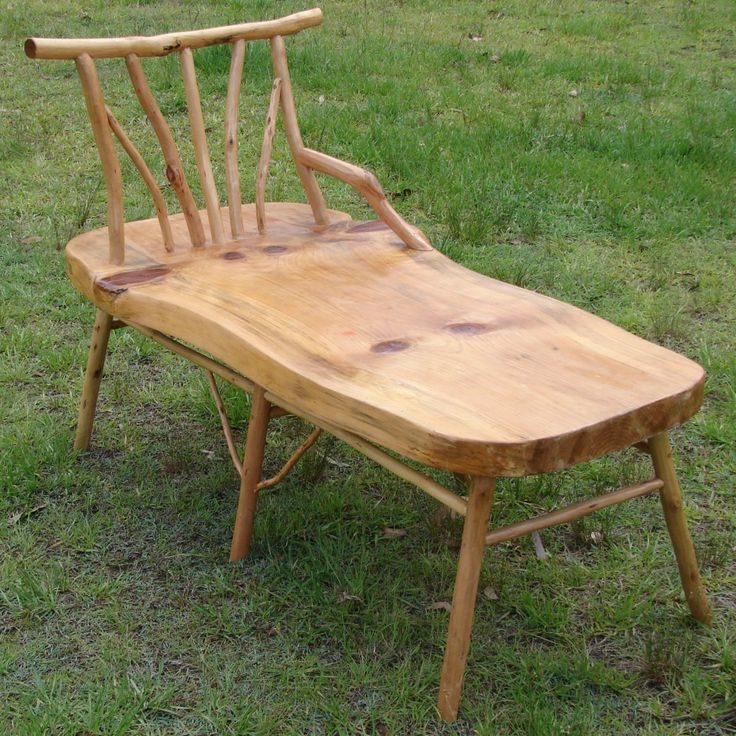 Norfolk Pine And Gum Stick Book Lounge