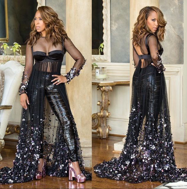 The 2015 Neighborhood 'Hoodies' Awards featuring Steve Harvey, Marjorie Harvey, Michelle Williams, and more! tom ford