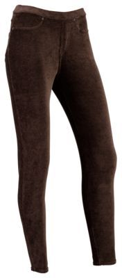 Natural Reflections Cord Leggings for Ladies - Bracken - 2XL