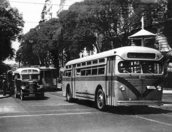 Vintage Buenos Aires, 1950.