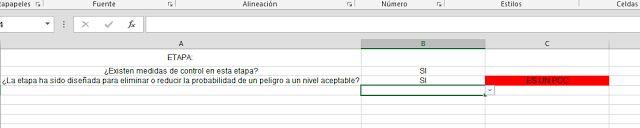 El sabio de Excel: Conteo por color en Excel