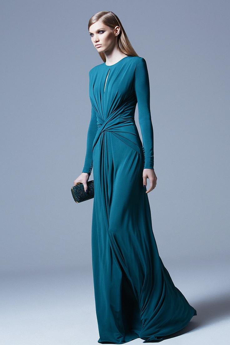 DRESS Gathering -   Elie Saab Fall 2013