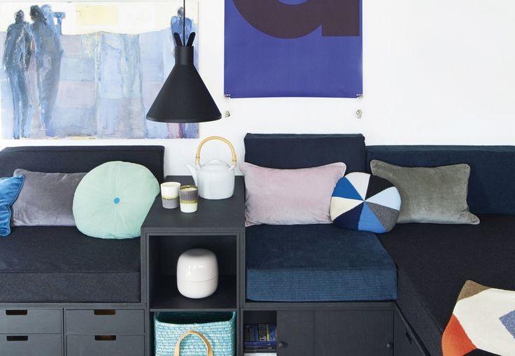 Byg et sofamøbel til stuen | Boligmagasinet.dk