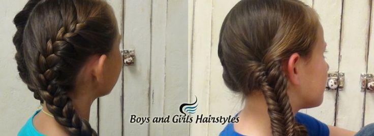 Prime Girls Hairstyles Boys Hairstyles Cute Easy Hairstyles Boys Hairstyles For Men Maxibearus