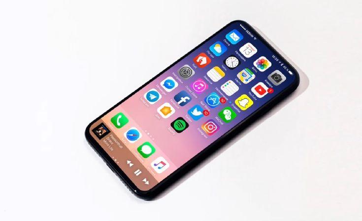 Юбилейный iPhone 8