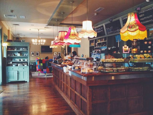 DUBLIN: The Bell and Pot is a quirky cafe with a gorgeous interior. A soon as you enter the place you see the long wooden counter with the food on ...